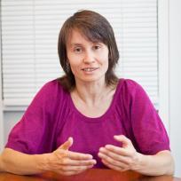 Ольга Плешанова Павловна