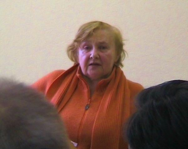 Памяти профессора Риммы Фёдоровны Каллистратовой   оппонирование на защите моей диссертации в 2008 г
