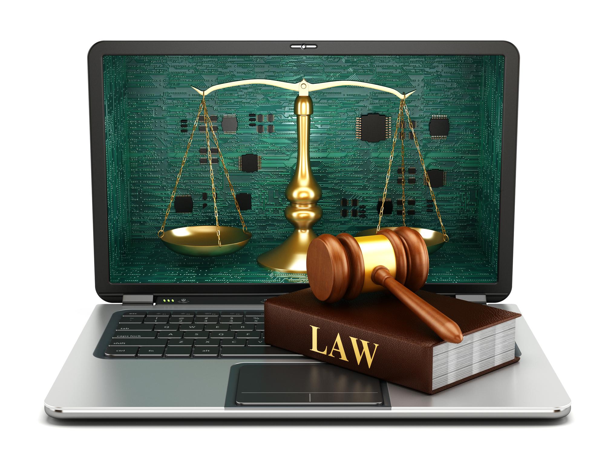 Интернет и право картинки