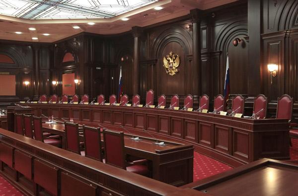 ВКонституционном судеРФ образовалось три вакансии